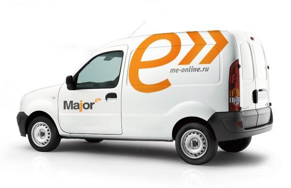 Служба экспресс-доставки «Мэйджор Экспресс» повышает эффективность оказания услуг