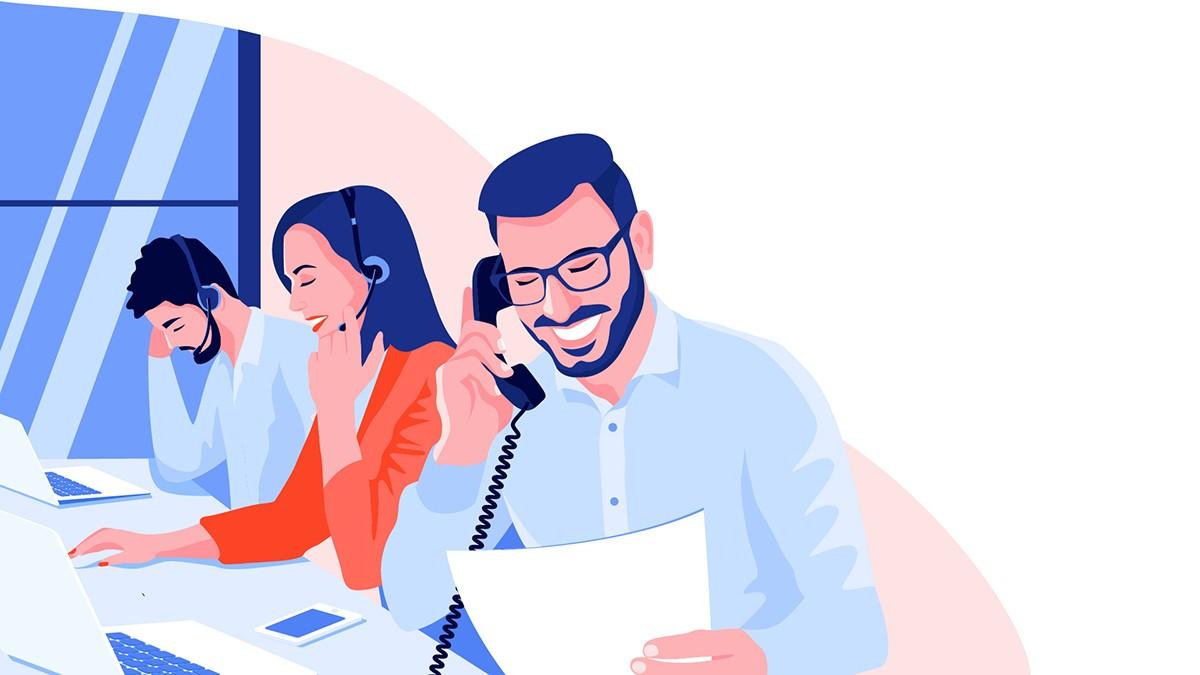 Как организовать службу поддержки клиентов по телефону? Практические советы и готовые решения